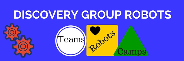 Discovery Group Robots